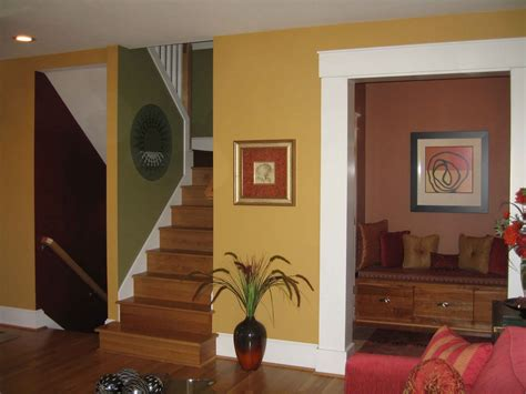 Interior Home Color Schemes by Interior Spaces Interior Paint Color Specialist In