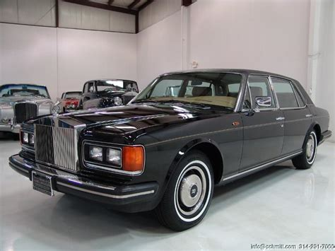 1981 rolls royce silver spur 1981 rolls royce silver spur information and photos