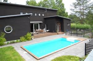 Pool Houses And Cabanas by Amazing Interior Design Of A Scandinavian House Adorable