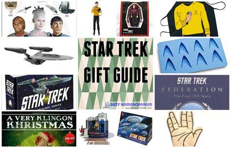gifts for star trek gift guide for the trekkie on your list suzy homeschooler