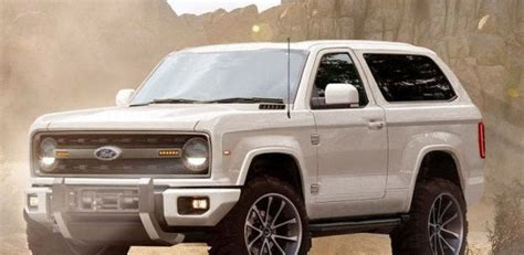 When Will The New Ford Bronco Come Out by 2017 Ford Bronco Is Coming Rumors Engine Diesel