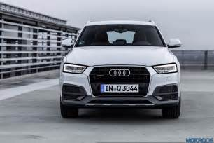 Second Audi Q3 In Delhi New Audi Q3 Launched In India Starts At Inr 34 20 000