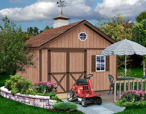 Outdoor Shed Kits Brandon 1200x940