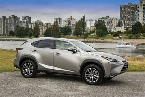 toyota lexus 2015 2015 lexus nx compact suv offered in hybrid model