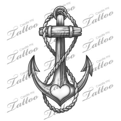 tattoo design marketplace marketplace tattoo anchor 19687 createmytattoo com