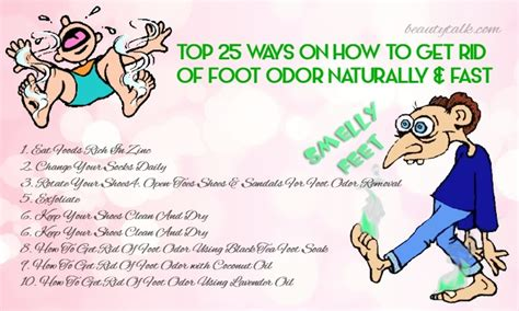 how to get rid of foot odor in shoes top 25 ways on how to get rid of foot odor naturally fast