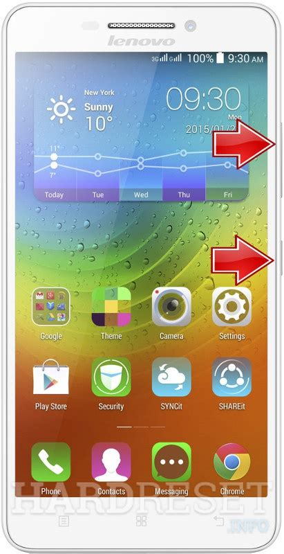 lenovo a5000 how to reset my phone hardreset info