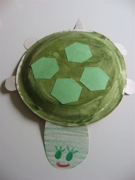 Turtle Paper Plate Craft - 101 crafts with paper plates northshore parent
