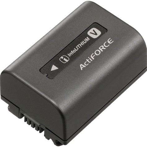Batterybaterai Sony Np Fv50 sony np fv50 rechargeable battery pack 1030mah 6 8 8 4v
