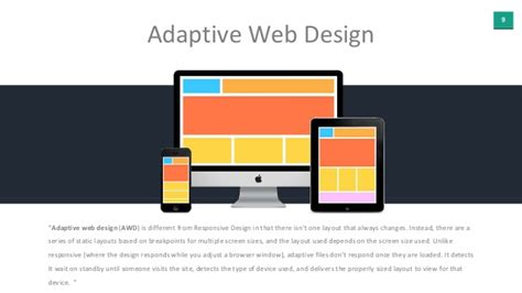 adaptive layout web design adaptive vs responsive layouts