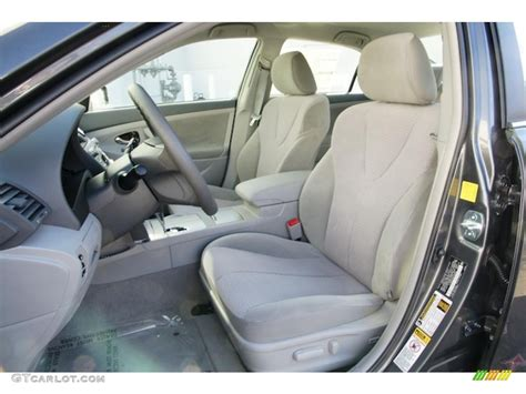 2011 Toyota Camry Le Interior by 2011 Toyota Camry Le V6 Interior Photo 44111482 Gtcarlot