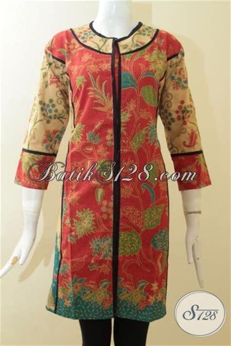Pakaian Wanita Blouse Wanita Motif Batik model pakaian batik wanita masa kini auto design tech
