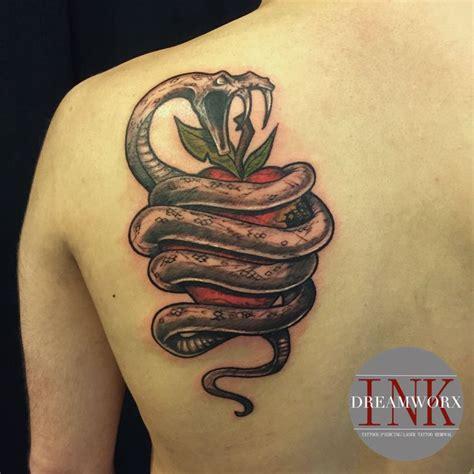 snake tattoo guy london ontario 9 best tattoo images on pinterest apple tattoo snakes