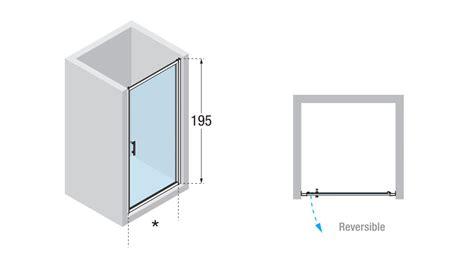 720mm Shower Door Shower Door 720mm Novellini Zephyros G Hinged Shower Door 660 720mm Novellini Zephyros G