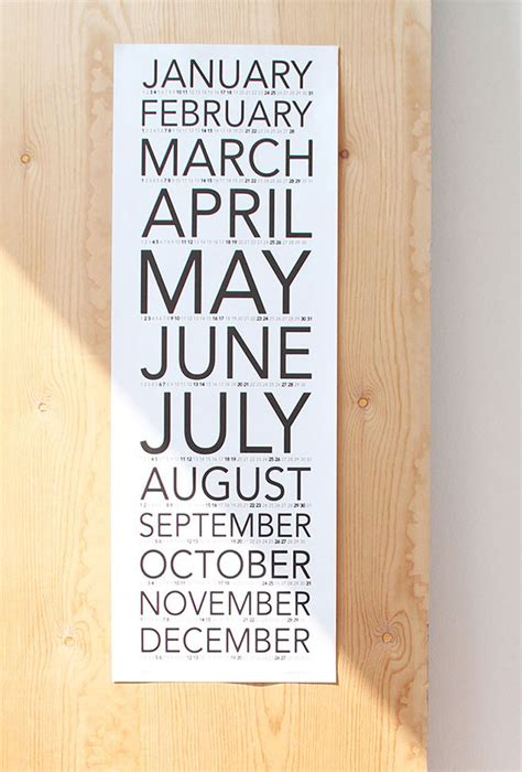 Calendar Buy 2015 Get The Best Wall Calendar Of 2015 From 20 Beautiful Options