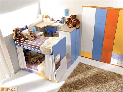 tedesche a letto cameretta per bambini tana lupo