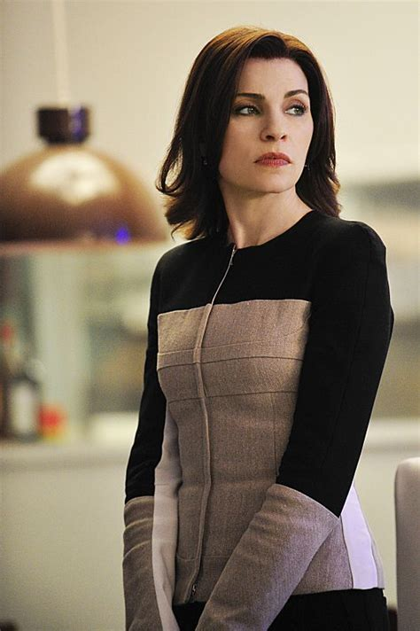 julianne marguilles chop hair julianna margulies why i wear a wig on the good wife