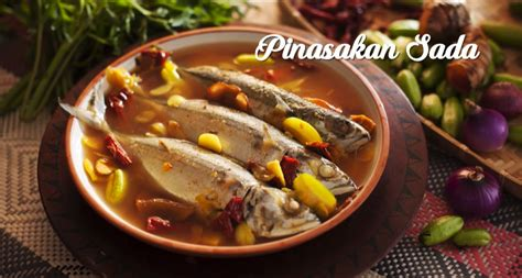 syurga makanan malaysia makanan tradisional negeri sabah