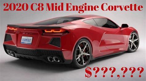 mid engine corvette     cost