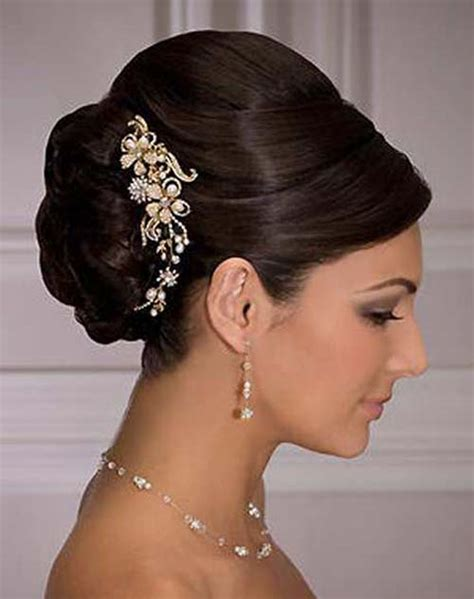 12 inspirational indian bridal hairstyles for summer 2014