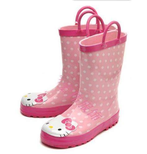 Sepatu Boot Untuk Anak perlengkapan hujan sepatu boot anak karakter