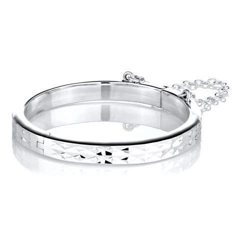 white gold bracelets sterling silver bracelets babies