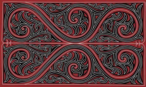 pattern artinya sejarah dan budaya batik batak gorga