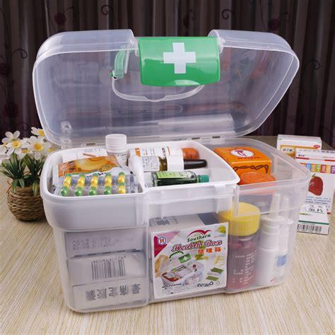Portable Medicine Storage Box small portable aid medicine storage box in