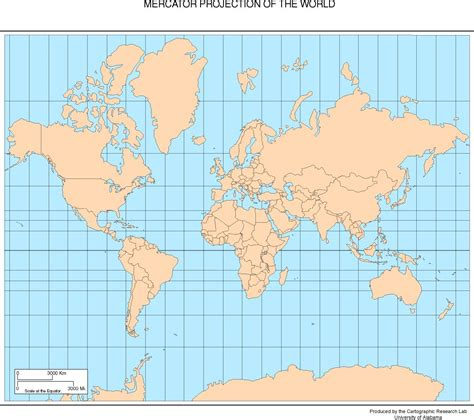 mercator map projection in the frontier west maps analepsis