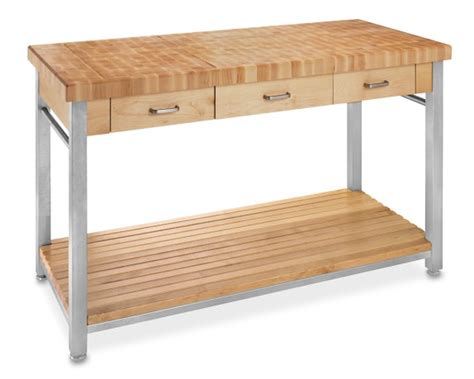 boos butcher block kitchen island john boos end grain butcher block workbench 60