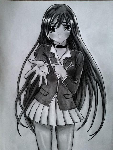 mangas anime rysunek anime by margarettt
