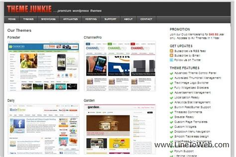 theme junkie boxes buy high quality premium wordpress theme welcome to four