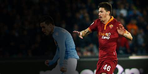 conte penilan bagus melawan tim dengan skuat terbaik besar di roma romagnoli justru ngefans pada lazio