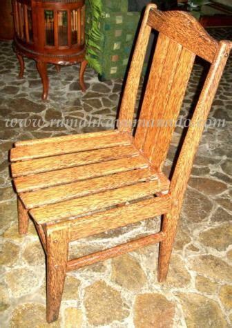 Kursi Kayu Manado rumah kayu manado produsen rumah kayu knock rumah kayu panggung rumah kayu modern