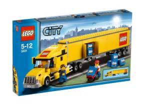 Truck Lego Www Onetwobrick Net Lego Set Database 3221 Lego 174 City Truck