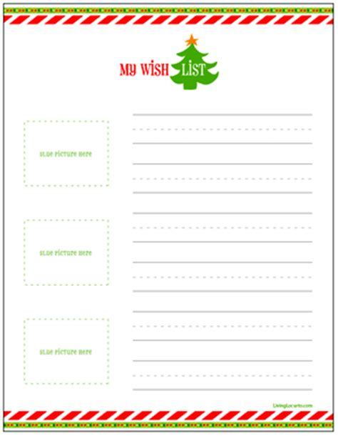 free printable kids christmas wish list santa letter must have mom christmas gift wish lists for kids free printable