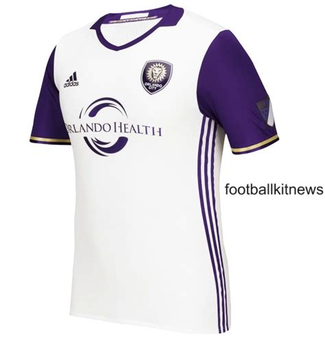 Jersey Mls Orlando City 2015 Home Away Orlando New Home Jersey 15 16 Adidas Opfc Home