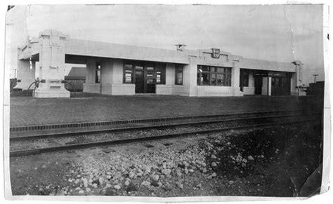 panhandle santa fe railway company depot lubbock