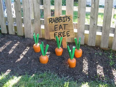 Home Lawn Decoration by The Wooden Yard Carrots Lawn Decorations Woodworking