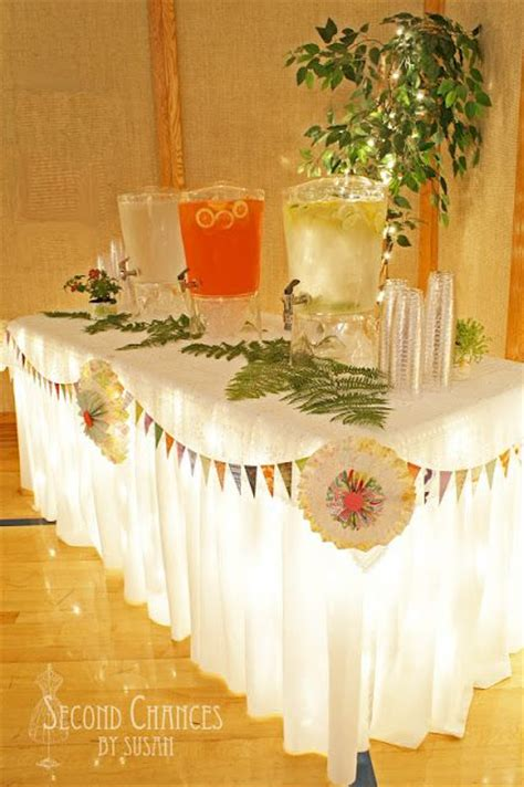 drink table decorating ideas 25 best ideas about drink station wedding on