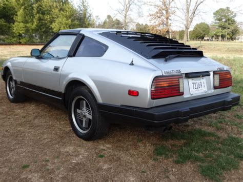 nissan datsun 1982 1982 datsun nissan 280z turbo
