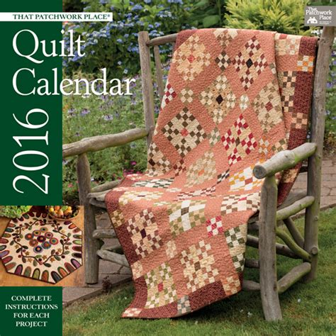 Martingale That Patchwork Place - martingale that patchwork place quilt calendar 2016