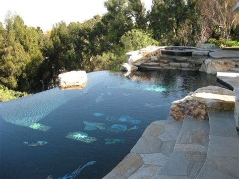 25 best ideas about infinity edge pool on