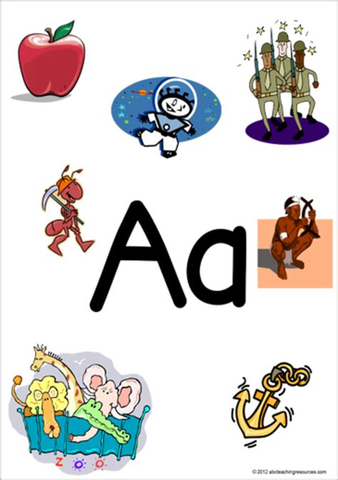 Dictionary Letter Z alphabet picture dictionary abc teaching resources