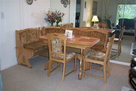 Superb Dining Room Decor #1: Booths-for-Home-Dining-Room.jpg