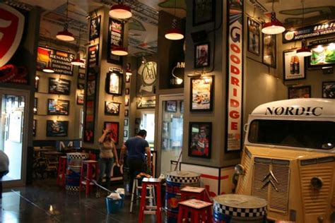 decoracion restaurantes vintage decoracion industrial bares cebril
