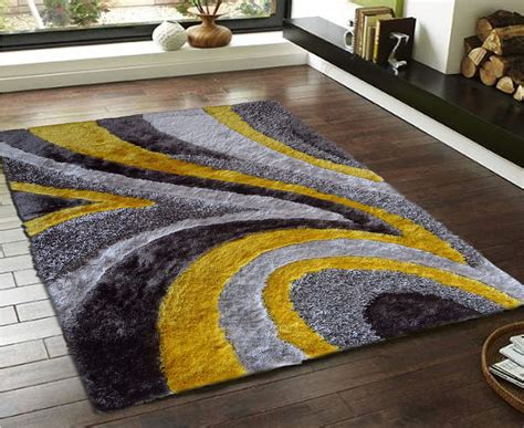 yellow grey area rug grey with yellow shag rug rugs room rugs