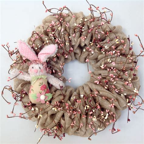 easter wreath 18 cheerful handmade easter wreath designs to get your