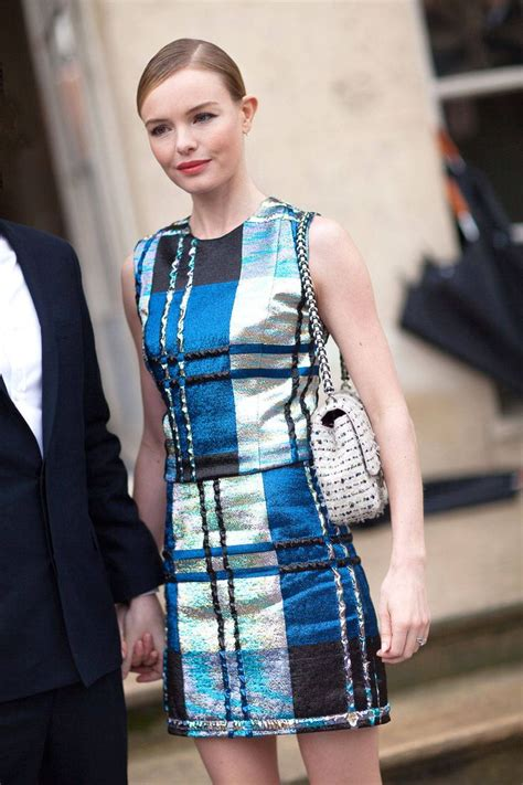 Yay Or Nay Kate Bosworth In Chanel Couture At The Premiere Of 21 by Best 25 Chanel Style Ideas On Chanel