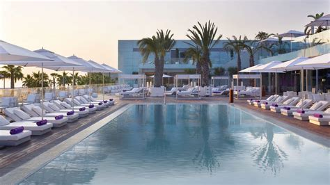 Hotel W Terrasse by W Hotels Barcelona W Barcelona 174 Pool Best Rates
